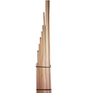 Bộ nẹp gỗ sơ cấp cứu (10 thanh)