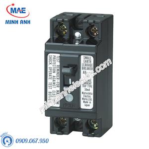 Bộ ngắt mạch an toàn 2P 30A 15mA 1.5KA 240VAC - BJS3020NA2