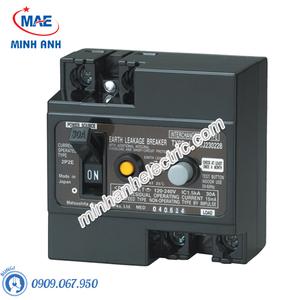 Bộ ngắt mạch an toàn 2P 30A 30mA 1.5KA 240VAC - Model BJJ23032-8