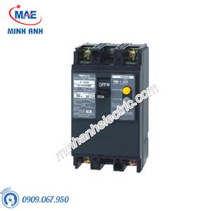 Bộ ngắt mạch an toàn 2P 50A 30mA 2.5KA 240VAC - Model BKW2503Y