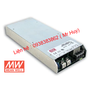 Bộ nguồn tổ ông Meanwell RSP-1000-12, RSP-1000-24, RSP-1000-27, RSP-1000-48