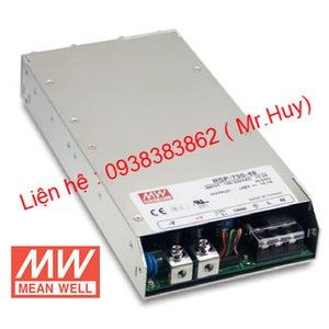 Bộ nguồn tổ ông Meanwell RSP-750-5, RSP-750-12, RSP-750-24, RSP-750-48