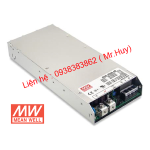 Bộ nguồn tổ ông Meanwell RSP-2000-12, RSP-2000-24, RSP-2000-48
