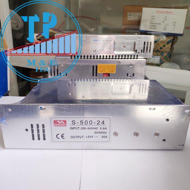 Bộ nguồn 48V 10A 500W