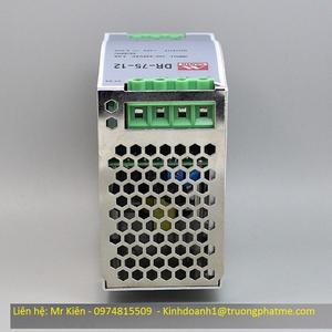 Bộ nguồn Din Rail 24VDC-75W-3,1A