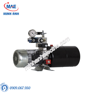 Bộ nguồn Mini JND - Model BỘ NGUỒN THỦY LỰC MINI JND 2T405A