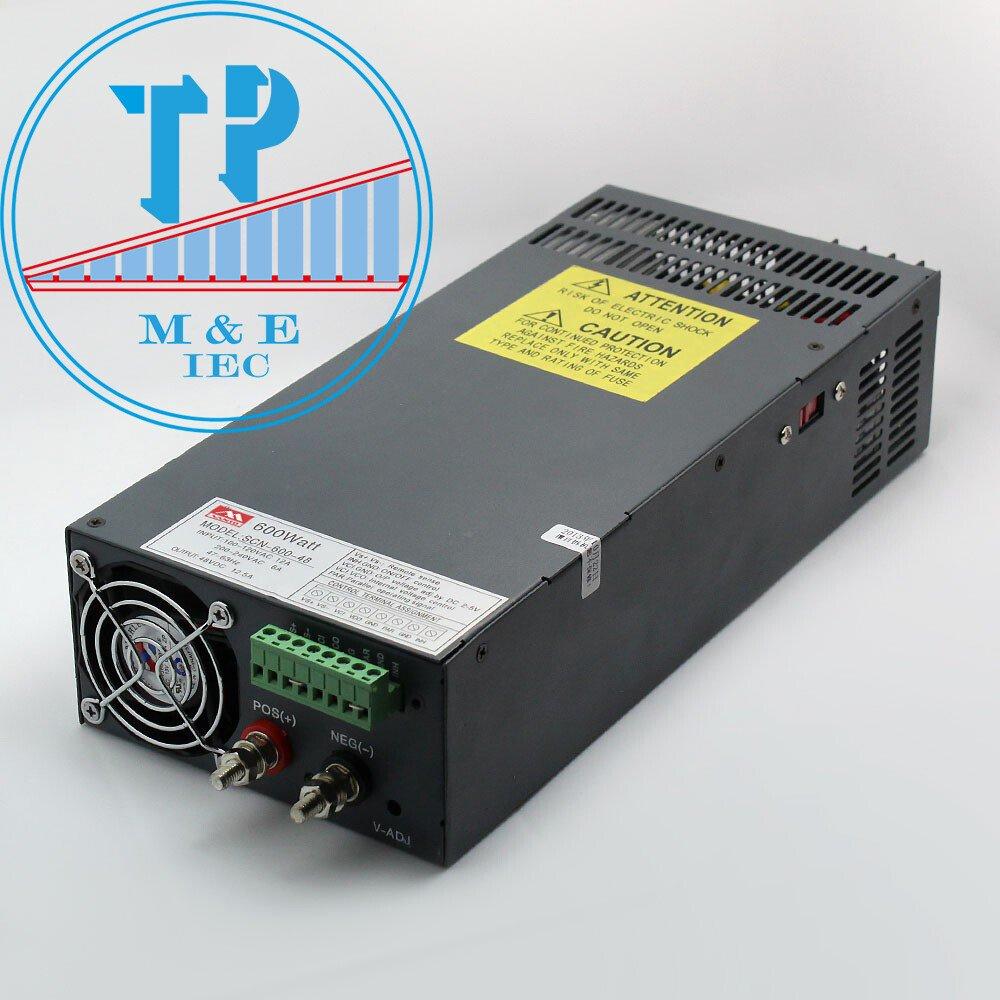 Bộ nguồn một chiều SCN 500W-48V