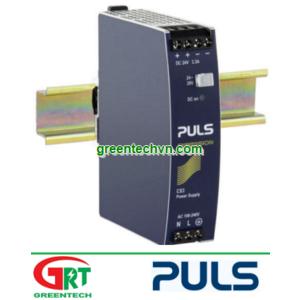 Bộ nguồn PulsCS3.241 | Puls | Bộ nguồn gắn Din rail 1 pha 24V, 3.3A | Puls Vietnam | Bộ nguồn Puls