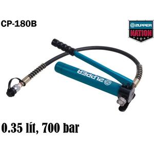 Bộ nguồn thủy lực bơm tay CP-180B zupper