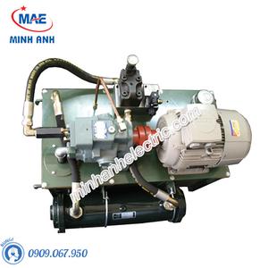 Bộ nguồn thủy lực Yuken - Model HYDRAULIC POWER UNIT