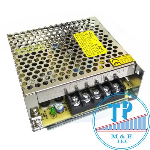 Bộ nguồn tổ ong 25W/5VDC/5A