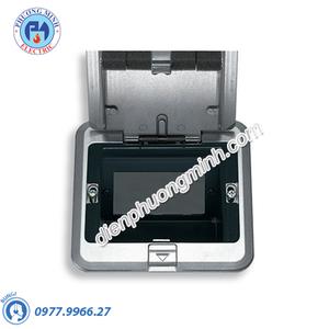Bộ ổ cắm âm sàn 3 thiết bị - Model DUF1200LT-1/LTK-1