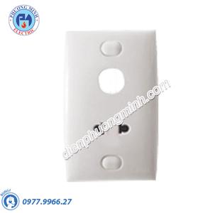 Bộ ổ cắm đơn 2 chấu và 1 lỗ trống Series S-CLASSIC - Model E426UX_G19