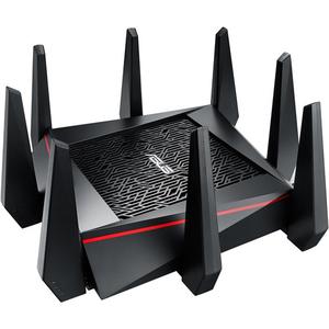 Bộ phát wifi ASUS RT-AC5300 Tri-Band Wireless AC5300 Gigabit Router