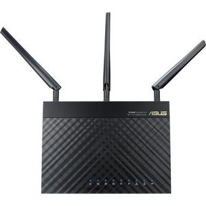 Bộ phát wifi ASUS RT-AC66U Dual-Band Wireless AC 1750 Gigabit Router