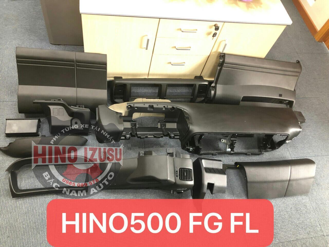 BỘ VỎ TAPLO XE TẢI HINO 500 FG FL