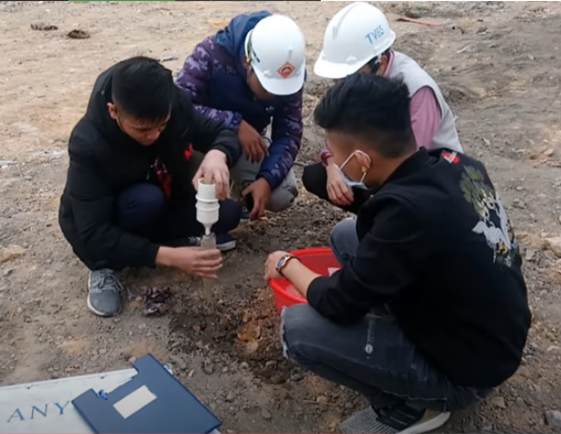 dụng cụ đo hàm lượng cát bentonite
