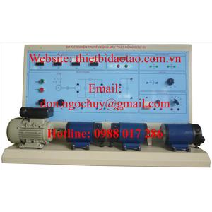 Bộ thí nghiệm hệ truyền động máy phát -động cơ (hệ F-D).