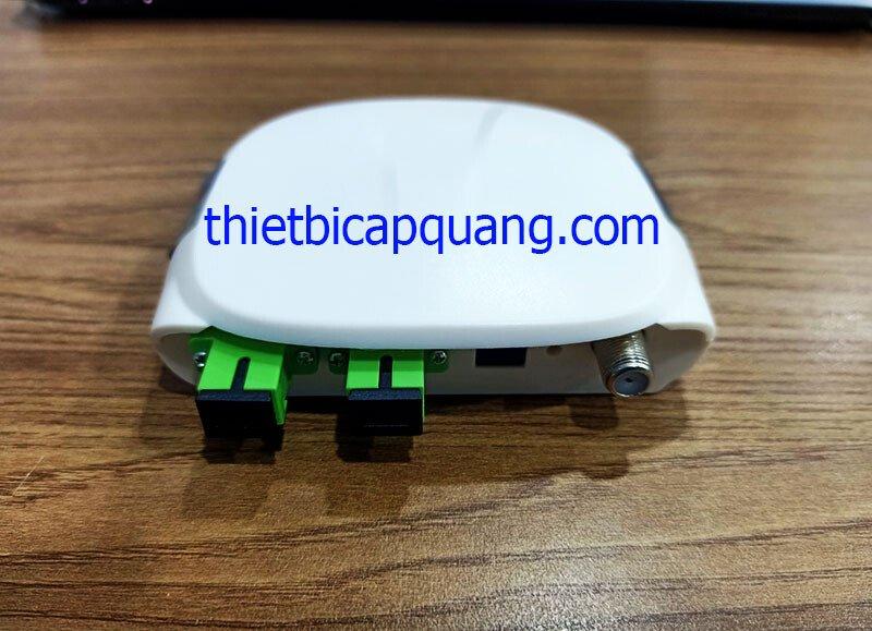 Bộ thu quang mini node WS-OR19 có WDM
