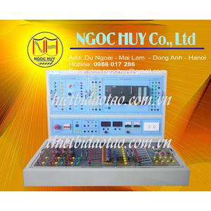 Bộ thực hành lập trình PLC S7-300 nối mạng