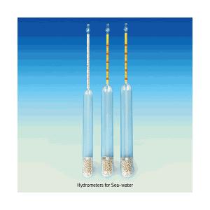 Bộ tỷ trọng kế đo nước biển, 0.0005 g/ml