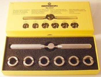 Bộ Vam mở đáy đồng hồ Rolex chuyên dụng Bergeon No5537