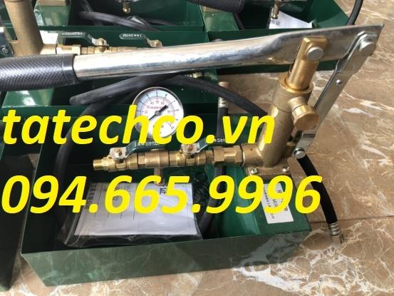 thiết bị thử áp lực đường ống nước