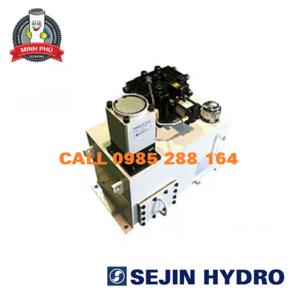 Bơm bảo vệ quả tải nhật bản SEJIN/SAE JIN MODEL SERIES SOPH35/SOPV35