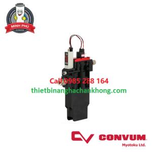 BƠM CHÂN KHÔNG CONVUM - SERIES MC10