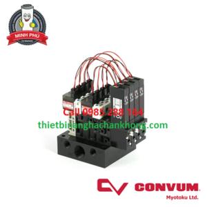 BƠM CHÂN KHÔNG CONVUM - SERIES MC42