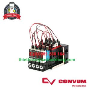 BƠM CHÂN KHÔNG CONVUM - SERIES MC72