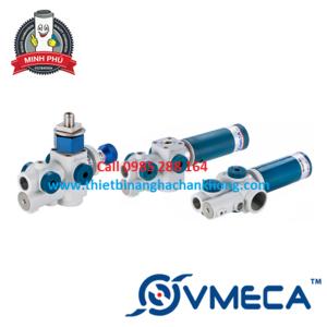 BƠM CHÂN KHÔNG VMECA SERIES VSMR202