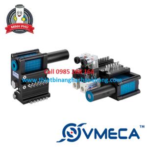 BƠM CHÂN KHÔNG VMECA SERIES VTOX5X(n)