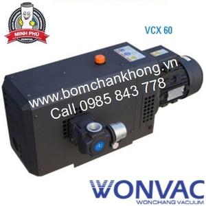 BƠM CHÂN KHÔNG WONCHANG VCX-60