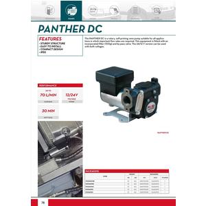 Bơm dầu diesel Panther 56 DC