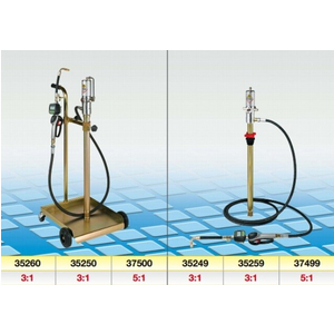 Bơm dầu khí nén Raasm 37500