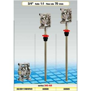 Bơm dầu khí nén Raasm Series 340-AB
