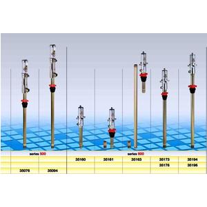 Bơm dầu khí nén Raasm Series 500-600