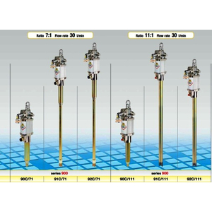 Bơm dầu khí nén Raasm Series 900