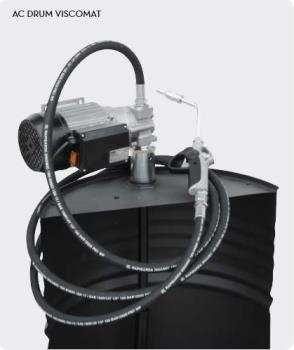 Bơm dầu nhớt Drum Viscomat 70M/K33