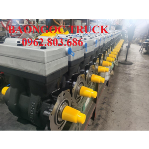 Bơm hơi xe howo 336, 371, 375, 420 hp chính hãng tại Long Biên