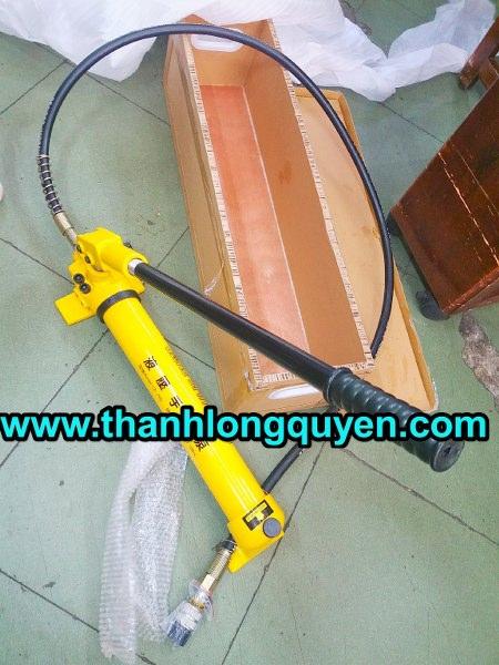 BƠM TAY THỦY LỰC HHB-700 700KG/CM2