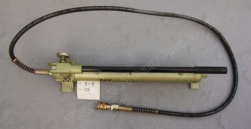 Bơm tay thủy lực Opt H-B, Bơm thủy lực dùng bằng tay H-B - Ảnh chụp sản phẩm