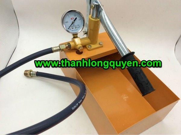 bơm thử áp lực nước 6mpa giá rẻ
