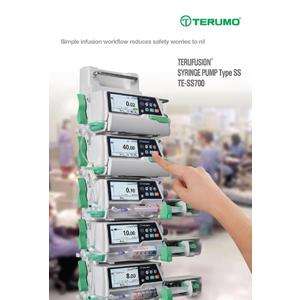 Bơm tiêm điện Terumo TE-SS700