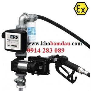 Bơm xăng dầu Piusi EX50