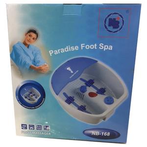 Bồn massage chân Paradise Foot Spa NB-168