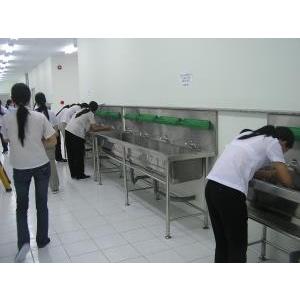 Bồn Rửa Tay Inox IN034