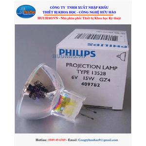 Bóng đèn cho kính hiển vi 6v 15w 13528 Philips