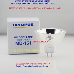 Bóng đèn halogen 12V 150W Olympus MD-151